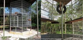 New Orangutan Cage