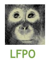 Ligue Française de Protection des Orangs-outans Logo