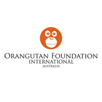 Orangutan Foundation International Australia Logo
