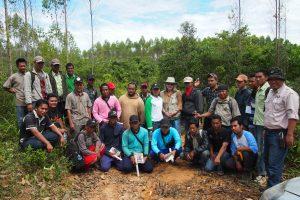Zero Tolerance Policy Field Training East Kalimantan 2013