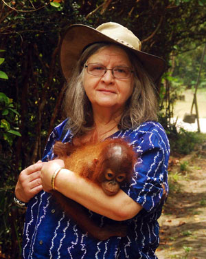 Dr Birute Mary Galdikas Orangutan Foundation International