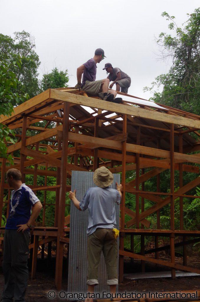 Building Volunteer Team