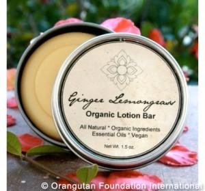 Ginger Lemongrass Lotion Bar-430x400