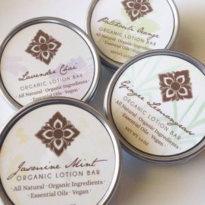 Unearth Malee Lotion Bar Ginger Lemongrass Orangutan Foundation International