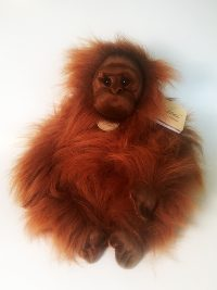 Plush Toy Stuffed Animal Orangutan Miyoni Orangutan Foundation International