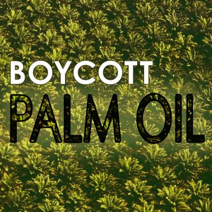 Boycott Palm Oil Orangutan Foundation International