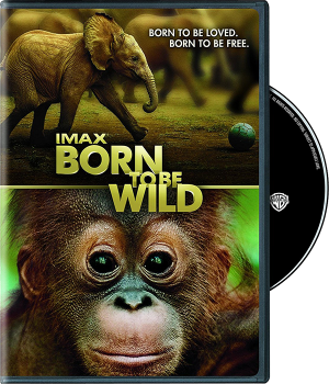 Born to Be Wild Orangutan Foundation International IMAX 3D