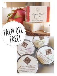 Lotion Bar Palm Oil Free soap Unearth Malee Orangutan Foundation International