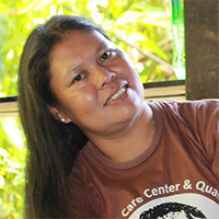 Orangutan Foundation International Employee Spotlight Ibu Sumi