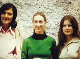 Biruté Galdikas Jane Goodall Diane Fossey